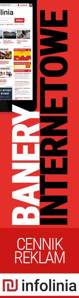 Cennik banerów reklamowych Infolinia.com