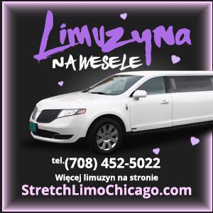 limuzyną na wesele