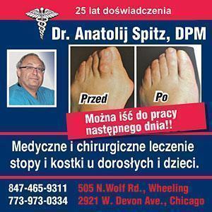 Dr. Anatolij Spitz, DPM
