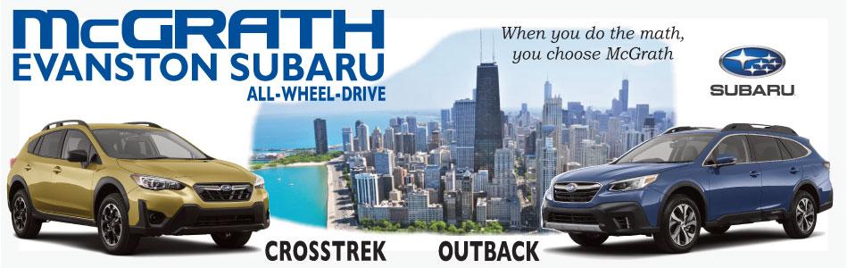 MCGrath Evanston Subaru