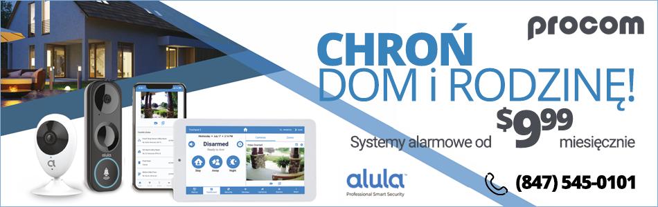PROCOM Systemy Alarmowe Od $9.99/m-c