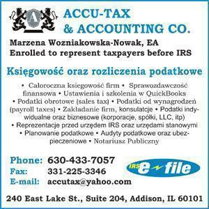 Accu Tax and Accounting Co.