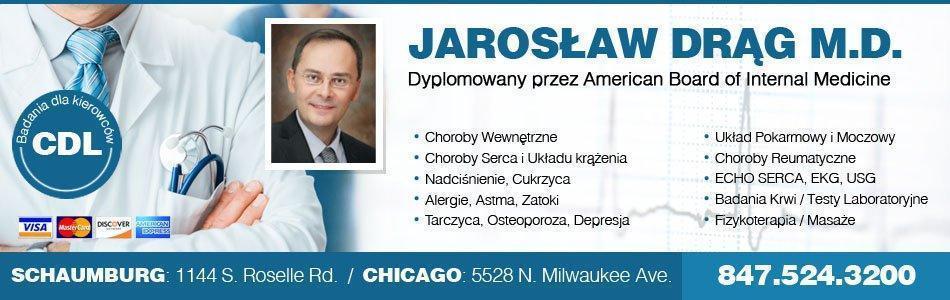 Jaroslaw Drag